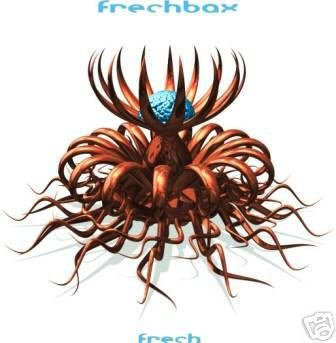 FRECHBAX FRECH COLLECTORS PROGRESSIVE TRANCE OOP CD
