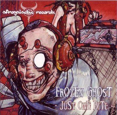FROZEN GHOST JUST ONE BITE SOUTH AFRICA PSY-TRANCE CD