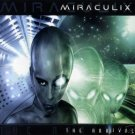 MIRACULIX THE ARRIVAL RARE OOP GOA PSY TRANCE CD