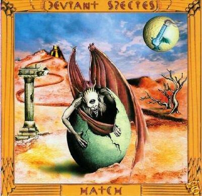 DEVIANT SPECIES HATCH RARE OOP GOA TRANCE COLLECTORS CD