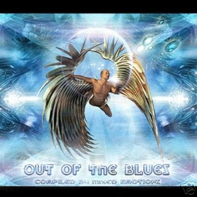 OUT OF THE BLUES INDRA GENETIC SYNDROME TOXICAL OOP CD
