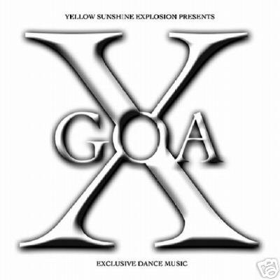 GOA X VOL 2 TWO NIZEL GAUDIUM SYNC MIKROKOSMOS RARE CD