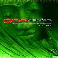 GOA NATION VOL 3 THREE TICON GAUDIUM RARE OOP CD SET