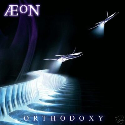 AEON ORTHODOXY COLLECTORS OOP PSY-TRANCE CD