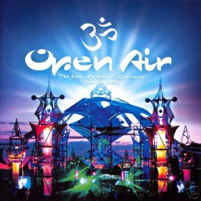 OPEN AIR IN GOA 4 DIGICULT PION PHILTER RARE OOP CD SET