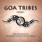 GOA TRIBES 2 FUTURE PROPHECY ELECTRO SUN RARE CD SET