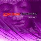 GOA NATION 4 FOUR VIBRASPHERE TICON SYMPHONIX RARE CD