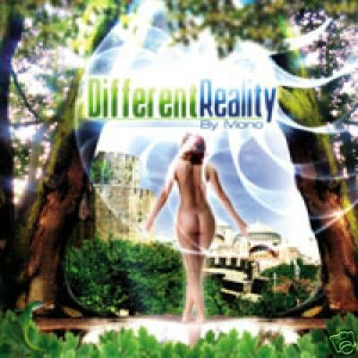 DIFFERENT REALITY MONO DUNE KIDO INDRA RANJI RARE CD