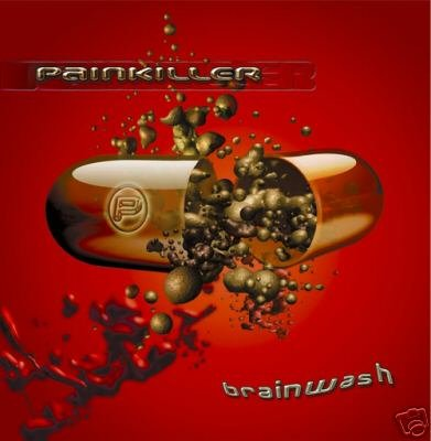 PAINKILLER BRAINWASH COLLECTORS PSY-TRANCE CD