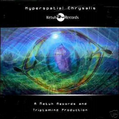 HYPER SPATIAL CHRYSALIS KILLER BUDS PARANOIZE OOP CD