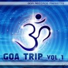 GOA TRIP VOL VOLUME 1 ONE PENTA META ELEC3 ATMA OOP CD