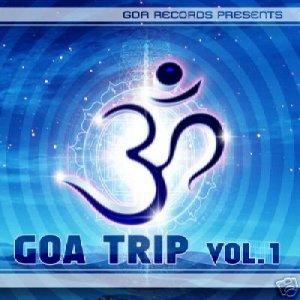 GOA TRIP VOL VOLUME 1 ONE PENTA META ELEC3 ATMA OOP CD