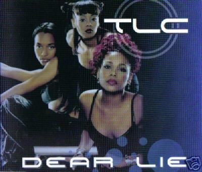 TLC DEAR LIE UNPRETTY REMIX BONUS TRACK RARE CD NEW