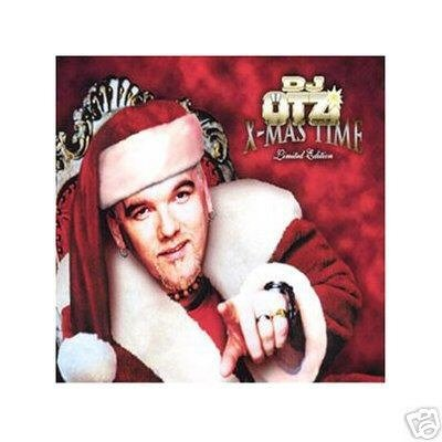 DJ OTZI X-MAS TIME LIMITED EDITION COLLECTORS CD