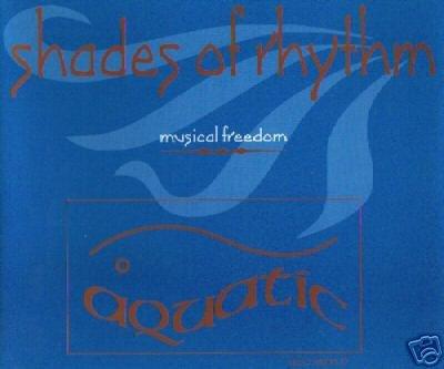 SHADES OF RHYTHM MUSICAL FREEDOM SUPERB CD NEW