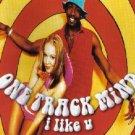 ONE TRACK MIND I LIKE U YOU SUPERB REMIXES CD - NEW