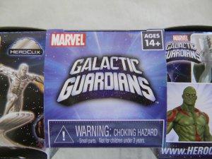 Galactic Guardians - Single Booster - Heroclix