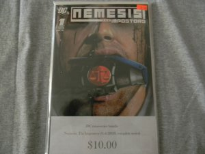 Nemesis: The Imposters #1-4 (2010, complete series)