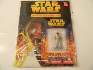 Star Wars The Official Figurine Collection Admiral Ackbar