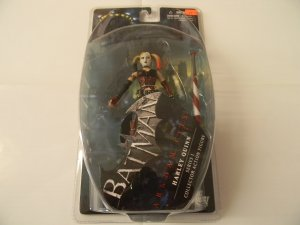 Batman Arkham City Harley Quinn Series 1 Collector Action Figure