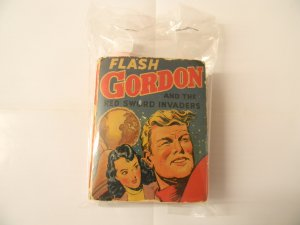 Better Little Books Flash Gordon and the Red Sword Invaders