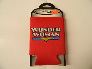 Wonder Woman Insignia Can Cooler