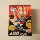 Who's Who Mystery Box Series 1 Collectible Mini-Scenes
