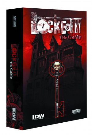 Locke & Key Card Game