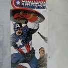 Marvel Captain America Heroclix Five Figure Booster Pack