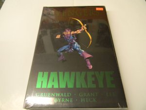 Avengers: Hawkeye; Gruenwald, Grant, Lee, Byrne, Heck