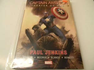 Captain America: Theater of War; Paul Jenkins, Erskine, McCrea, Blanco, Bonetti