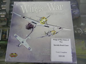 Wings of War Dawn of War