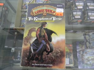 Lone Wolf The Kingdoms of Terror Joe Deaver and Gary Chalk