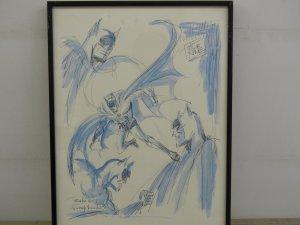 John Maioriello - Batman's Scrap Book - 369 of 500