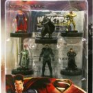 DC HEROCLIX MAN OF STEEL STARTER SET 6 PACK