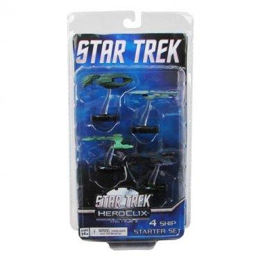 STAR TREK TACTICS HEROCLIX SERIES II STARTER SET