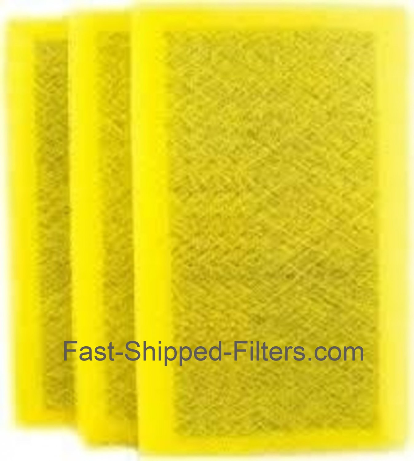 6-24x36 Replacement filters for an One Hours Air Cleaner Y