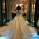 2013 Gorgeous Beaded Bridal Gown