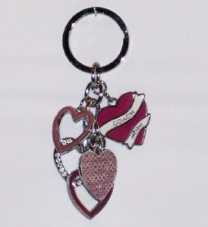 KEYRINGS IN YOUR CHOICE OF 3 STYLES
