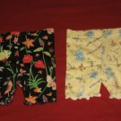 GYMBOREE SUMMER  SHORT  BOTTOMS FOR  BABY GIRLS  6-12 MONTHS NEW.