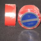 "RED- E LINE 1""X 3 YARD ROLL TAPE ~ WIG TOUPEE HAIRS."