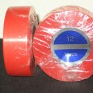 "RED- E LINE 1""X12 YARD ROLL TAPE ~ WIG TOUPEE HAIRS."