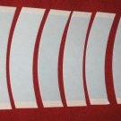 WALKER C CONTOUR LACE FRONT SUPPORT TAPE( BLUE LINER ) 144 PCS ~Lace Wigs Toupee