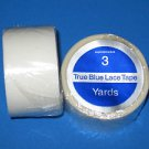 "SUPERTAPE TRUE BLUE LACE TAPE 1""X 3 YD ROLL~WEFT HAIR EXTENSIONS."