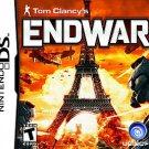 Tom Clancy's EndWar  (Nintendo DS, 2008)