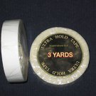 "WALKER ULTRA HOLD 1/2""X 3YDS TAPE ROLL ~ LACE WIGS& TOUPEE."