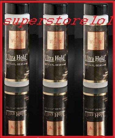 WALKER ULTRA HOLD 3 X 1.4 FL 0Z Glue (3 BOTTLES ) ~ Lace wigs & Toupee.