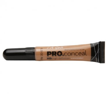 4 X LA Girl Pro Conceal HD Conceal High Definition Corrector 0.25 oz (8 g):GC977