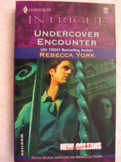783 - Undercover Encounter
