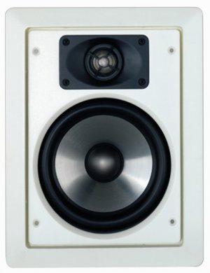 JBL SoundPoint SP6 2-Way, 6-1/2 Inch In-Wall Loudspeaker (Off White) - Pair